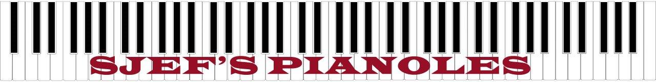 Logo Sjef's Pianoles