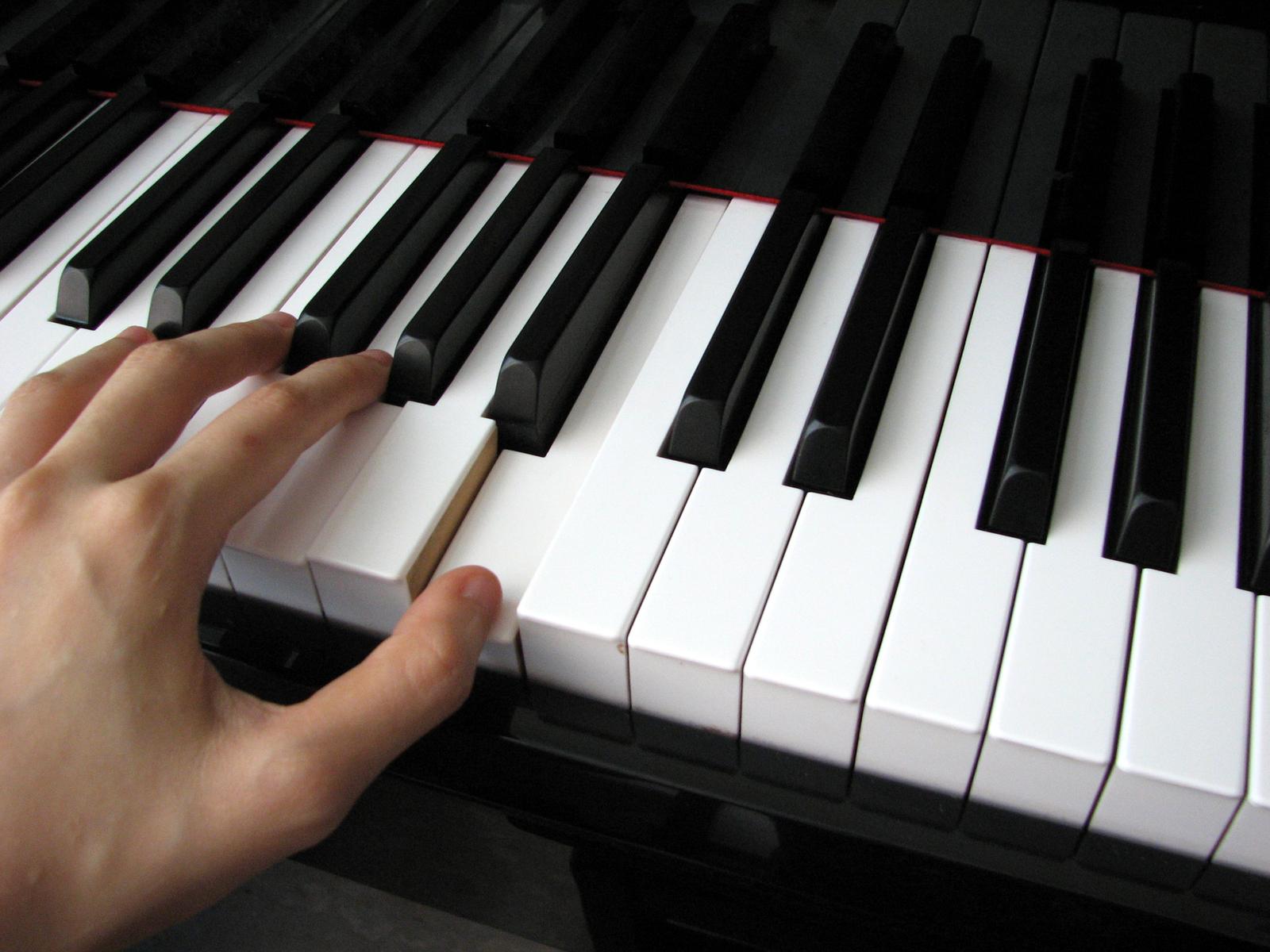 Sjefs pianoles - nieuwe cursus